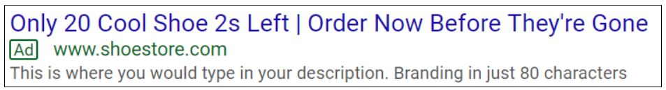 feed_based_text_ad_on_google_search_building_urgency